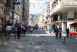 خیابان استقلال، استانبول