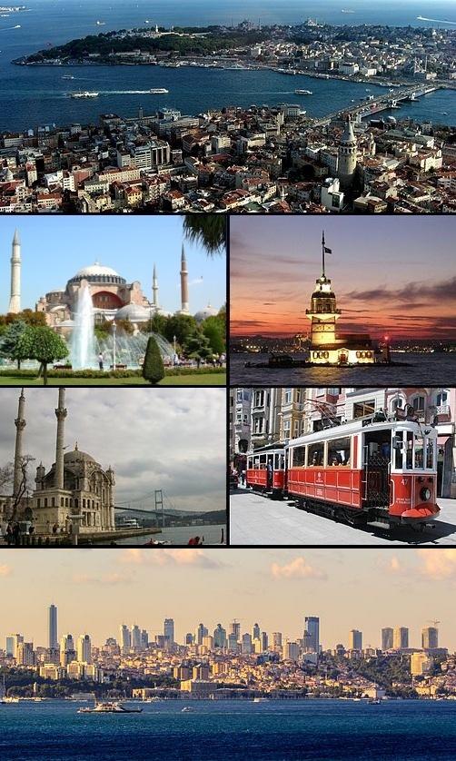عکس شهر استانبول