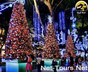 تور سنگاپور کریسمس 2018 | تور کریسمس,تور لحظه آخری کریسمس,تور ارزان کریسمس