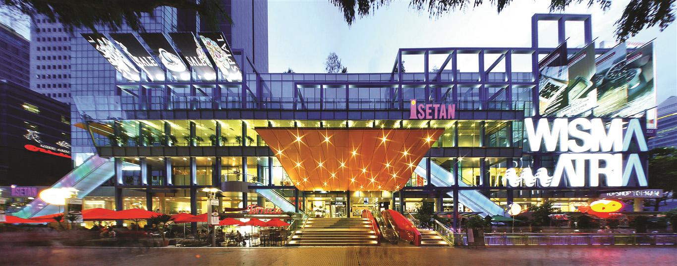 مراکز خرید سنگاپور | تور سنگاپور