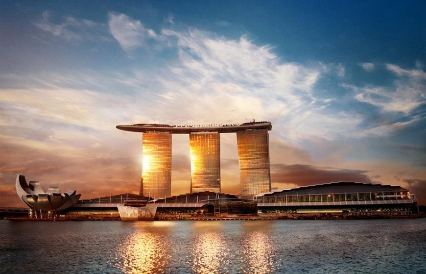 مجتمع مارینا سندرز سنگاپور | قیمت تور سنگاپور