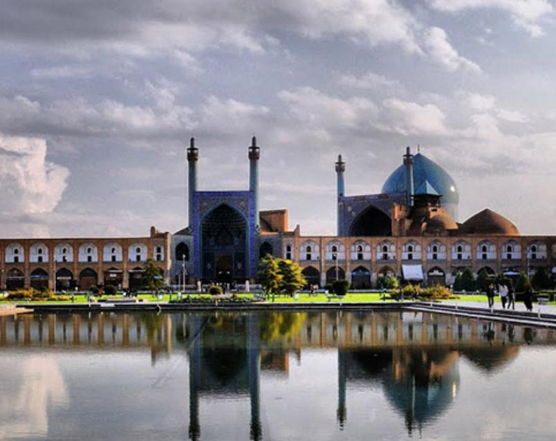 تور اصفهان نوروز ۹۷ با قطار | تورهای نوروز