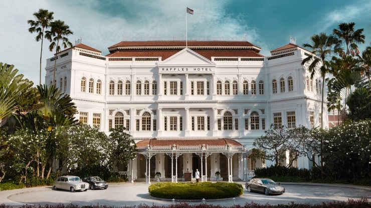 هتل های سنگاپور | تور سنگاپور