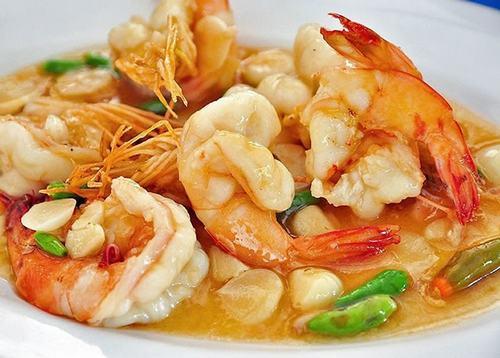 غذاهای تایلند | تور تایلند همرا با غذا