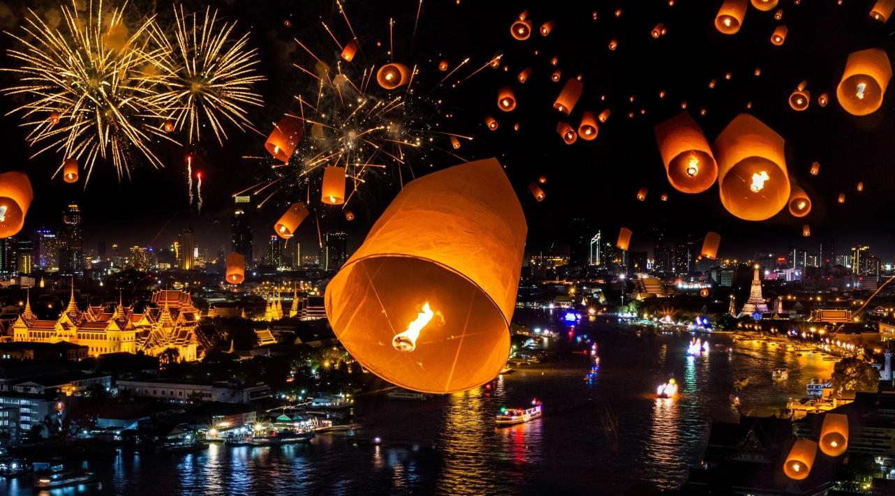 تعطیلات رسمی در تایلند | قیمت تور تایلند