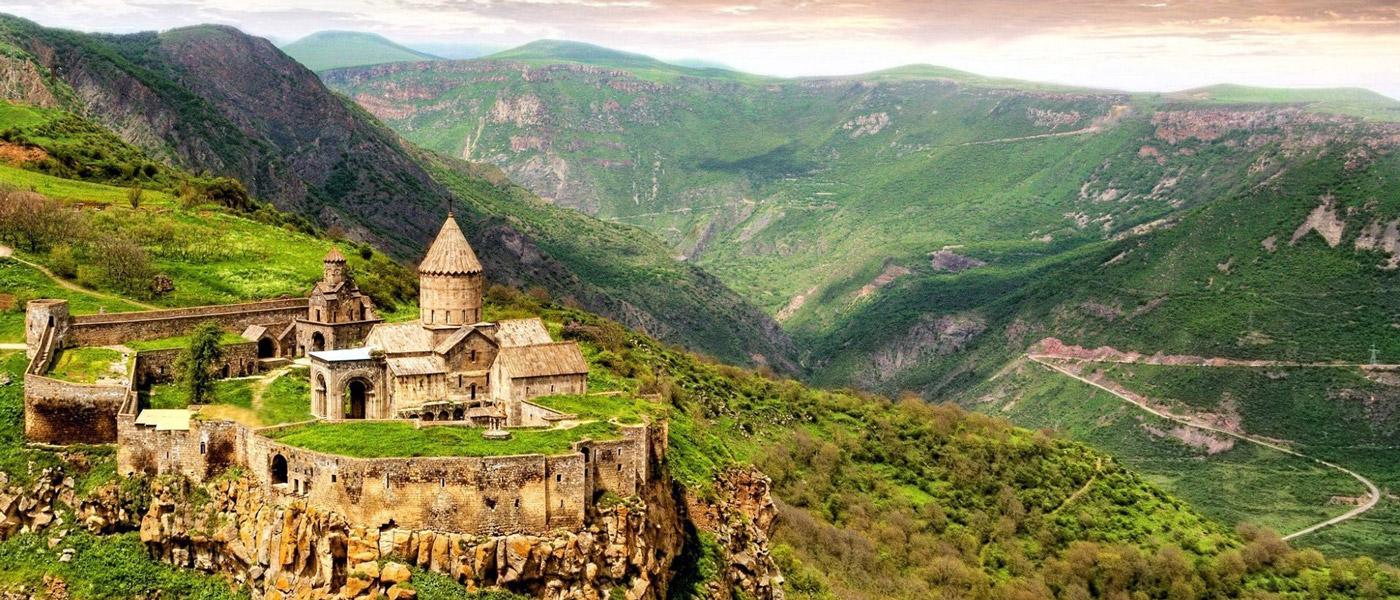 تور ارمنستان بهار ۹۷ | تور نوروز ارمنستان