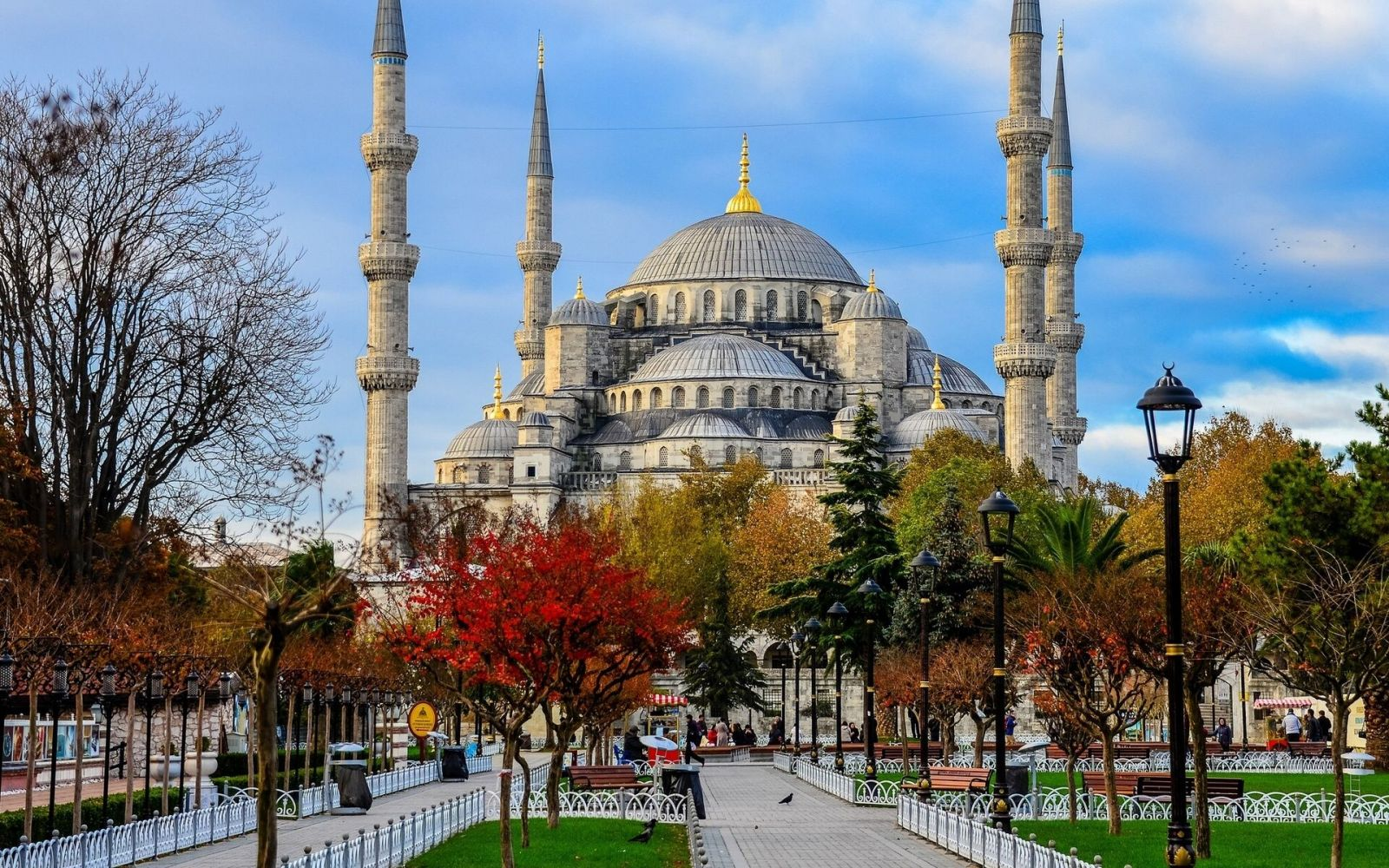 تور استانبول نوروز ۹۷ | تور استانبول