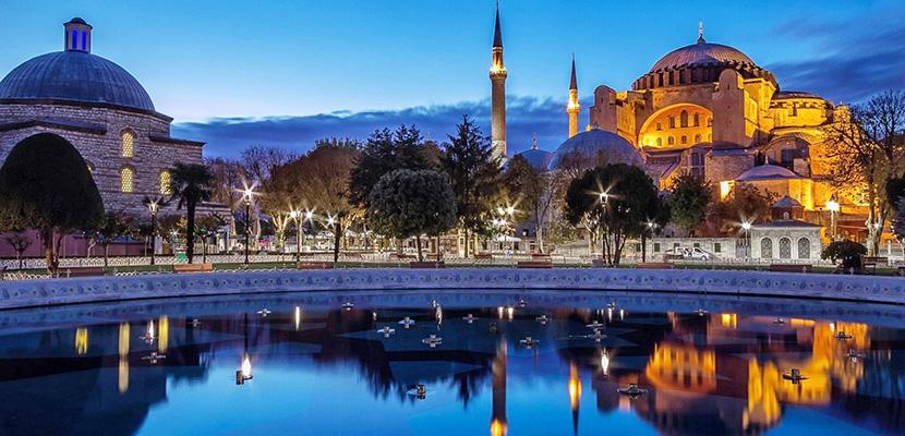 معرفی تور ترکیبی ترکیه