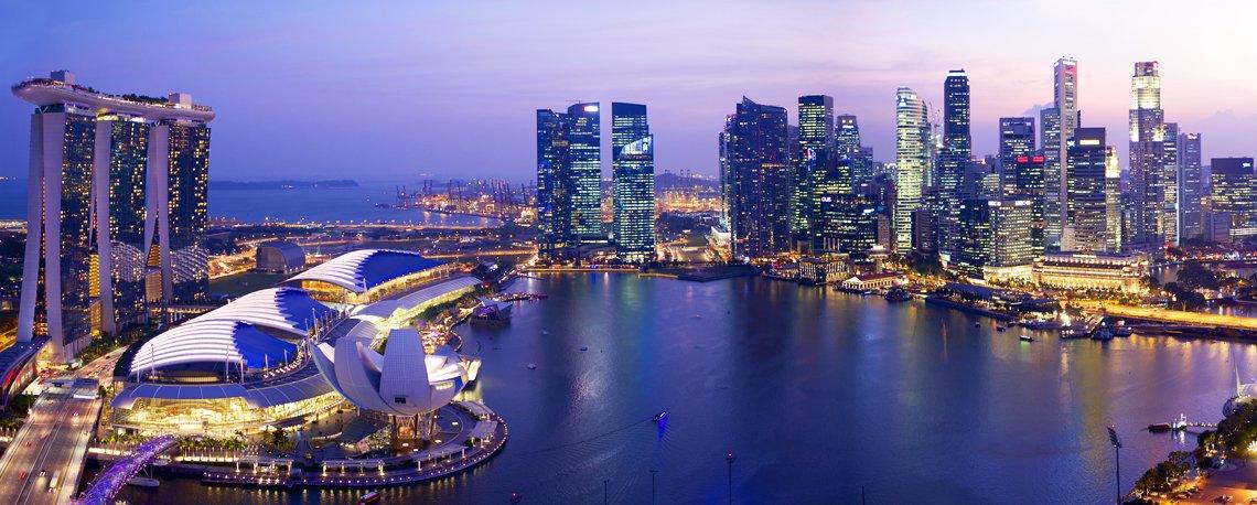 معرفی سنگاپور | قیمت تور سنگاپور